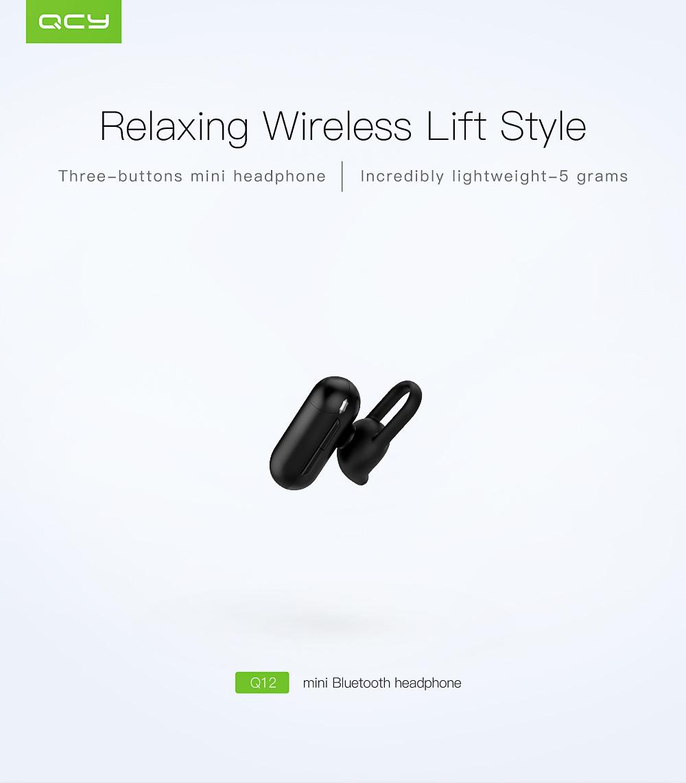 QCY Q12 Mini Smart Bluetooth