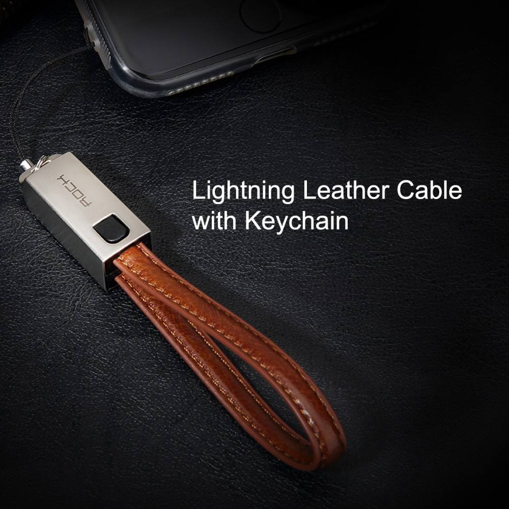 ROCK USB Cable Mini Key chain